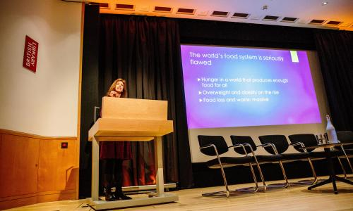 UN's Dr Villarreal keynote: pulses a solution to seriously broken food system